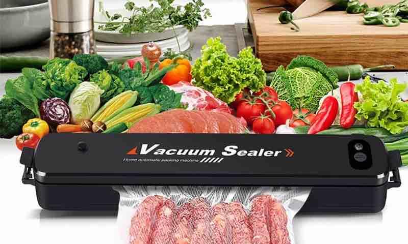 selladora de vacio. envasadora al vacio, maquina de vacío para  alimentos, bonsen kitchen envasadora al avacio